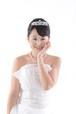 【0175】ポーズを取る花嫁