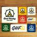 GHF sticker 4C