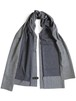 Jersey scarf 'wrap' stripe ストール 172ASF32