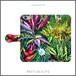 "MAFFIACHIPS  iPhone6/6s  手帳型ケース ""Island Botanical"""