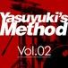 Yasuyuki's Method Vol2(DVD&譜面)