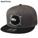 【HITODAMA CAP】Black/Ch.Gray(Limited 10 × 3colors)