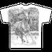 フルグラフィックTシャツ 151216-001
