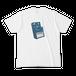 THE BAUM チャビンソンのBD-2 両面白Tシャツ