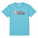 ロゴTシャツ(あろえ推しカラー)