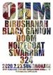大阪 2/23「SWARRRM & BIRUSHANAH pre [OHM]」ticket