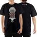 Tシャツ(豊臣秀吉) カラー:ブラック