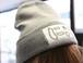 にゅっと帽【灰色】