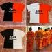 (remake) PRISONER T-SHIRT #囚人服 プリズナーTシャツ2020リメイク