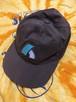 90's NATIONAL HAT faux suede cap