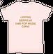 三部作NewスタンダードTシャツ(Woman)ピンク