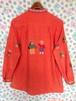 グアテマラ刺繍シャツジャケット/USA古着レディース学芸大学マイフェイバリット