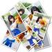 ブロマイド3枚セット チアガール【全8種】(くまうま/2014年11月) #BR00101