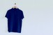 本藍 オリジナルポロシャツ
