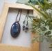 Iolite Sunstone Necklace