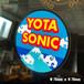 ステッカー YOTA SONIC C4C-ST403