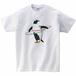[キッズTシャツ] Diet penguin