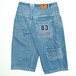 『SPLIFFY』 90s denim  jeansshorts