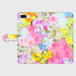 Flower 手帳型スマホケース