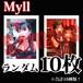 【チェキ・ランダム10枚】Myll