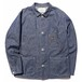 Stevenson Overall Co. Golden Gate - GG3 Indigo [SO-GG3]