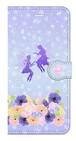 【iPhone7Plus/iPhone8Plus】Fairy Magic フェアリー・マジック 手帳型スマホケース
