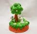 プラムツリー3周年記念 manamu×プラムツリーコラボフィギュア グリーン