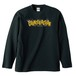 KLUB COUNTER ACITON OFFICIAL LONG SLEEVE : 2(黒ボディー)