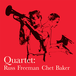 【新品LP】Chet Baker Quartet / with Russ Freeman