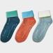 靴下 dew 雫1/2ソックス
