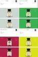 Poison インクセット7-10  クリスマスローズ 毒芹 グラリオサ 福寿草