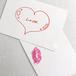 【SIGN-pen series】Love ポストカード