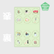 【HappyUnbirthday!1st】カードケース