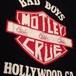 Vintage 80s MOTLEY CRUE ( モトリークルー ) World Tour Tee