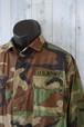 米軍放出 ミリタリーBDUジャケット(サイズ不明)RankB