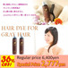Foam Color Treatment REFUA <hair dye for gray hair> 2 bottles set