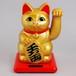 小型ソーラー招き猫 (金)