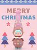 PUCKY(プッキー) メリー・クリスマス【限定セット】 [POPMART]