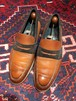 .WILD SMITH LEATHER COIN LOAFER MADE IN ENGLAND/ワイルドスミスレザーコインローファー 2000000031255