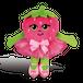 イチゴの香り【 SuperSniffers 】  香る ぬいぐるみ アメリカンキャラクター エアーフレッシュナー 芳香剤 【 WhifferSniffers 】