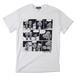 STAND MUTE COMICS T-shirt / White