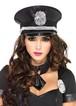 [Leg Avenue] スパンコール 警察官ハット [LA-A1956]