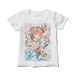 オリジナルレディースTシャツ【風のたより】 / yuki*Mami