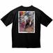 ビッグシルエットTシャツ・ブラック(FRESH)