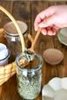 月桃茶 葉50g種子(実)50g