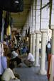 カサブランカの回廊商店街