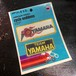 YAMAHA cycle emblems 2PACS Vintage Patch Made in USA
