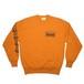 Aries Column Sweat orange