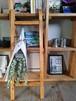 ラダー/はしご/木製 アイアン ハンドメイド
