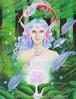 原画 Whispering of Gaia - ガイアのささやき